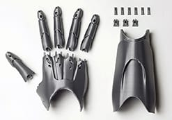 3D Printed Hand - 3D Printing Services