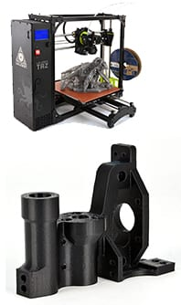3D Printing Services - FDM and FFF