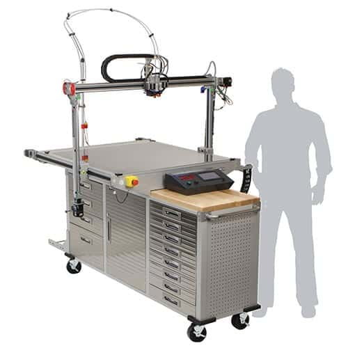 3D Platform - 3D Printer - 300 Series Workbench Pro