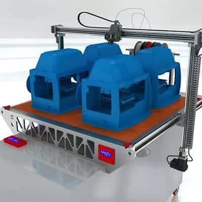 3DP Large Format 3D Printer