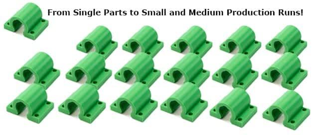 Bridge Manufacturing - 3DPrinting